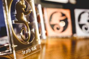Trofeeën Filmfestival Slinger Houten