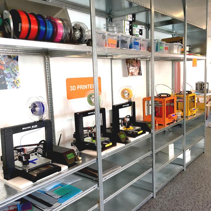 TinkerinQ 3D-printers